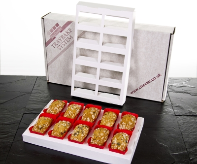 Traybake mini-loaf system