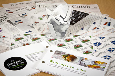Daily Catch by Gourmet Food Wrap Company